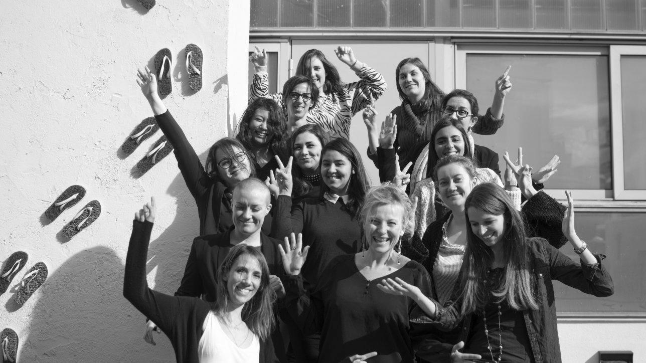 Entrepreneurial People fête la journée de la femme au sein de l'espace de coworking à Lyon 7
