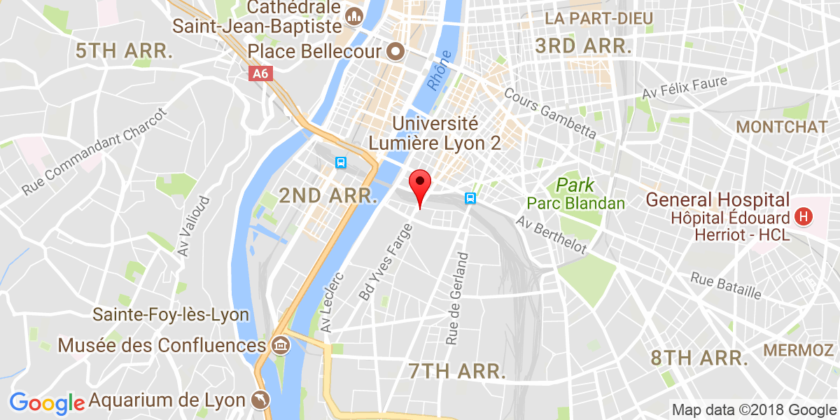 32 Rue Victor Lagrange, 69007 Lyon, France